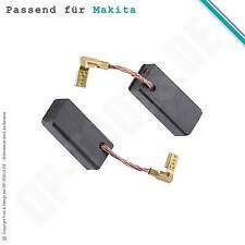 Kohlebürsten Kohlen für Makita Stemmhammer HM 0870 C 6,5x11mm (CB-350)
