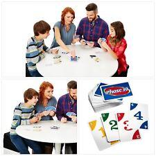 Phase 10 famille jeu de carte des créateurs de la UNO Portable Great Fun Nouveau
