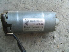 Mercedes CLK W208 Genuine Seat Adjustment Motor - Forward / Back A2088200842