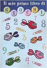Il mio primo libro di giochi - P. Junker - Libro nuovo in offerta!