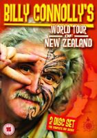 Billy Connolly's World Tour Of New Zealand [2004] NEW SEALED UK REGION 2 DVD PAL