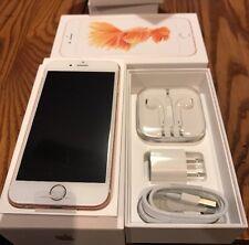 Apple iPhone 6s - 32GB - Rose Gold (Unlocked) Smartphone