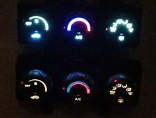 Honda Element Climate Control Unit A/C Heater OEM (bright LEDs installed)