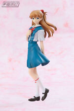 Evangelion Premium Figure Asuka Langley School Uniform version