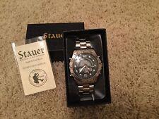 Men's Stauer Compendium Hybrid Watch New in Box
