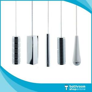 Bathroom & Kitchen Light Pull Cords & Pendent - Cord Included
