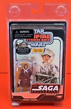 STAR WARS Saga Collection 2007 Empire Strikes Back HAN SOLO Hoth Outfit Rare OMP