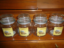 EMPTY CANDLE JARS 14 oz...Star Candle Co. Country Comfort Collection  @3.75 each