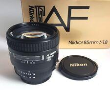 NIKON NIKKOR F AF 85/1,8