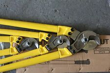 """Heavy Duty Cable Cutters, (900mm 36""""), Cutting Wire Rope Electrical Cable cutter"""