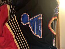 St. Louis Blues Starter retro black jersey Size Xl