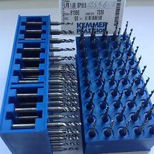 10PCS MICRO DRILL KEMMER CARBIDE CNC PCB Ø1,8mm-BOHRER;FORET;PUNTE;La BROCA-GERM
