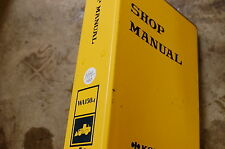 KOMATSU WA150-1 Front End Wheel Loader Service Repair Manual book shop overhaul