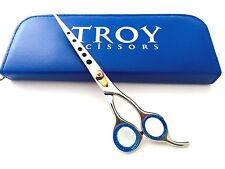 """Pet Dog Grooming Scissors Shears 8"""" Professional Japanese Stainless STRAIGHT"""