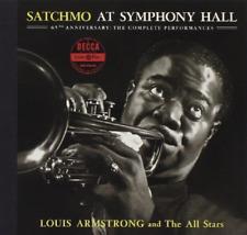LOUIS ARMSTRONG-SATCHMO AT SYMPHONY HALL+11-JAPAN 2 SHM-CD E25