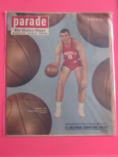 Charlie Tyra Louisville basketball Parade magazine The Clarion-Ledger Dec 1956