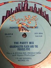 Sugar Hill The Party Mix Promo Ep Record SH-557. 1981