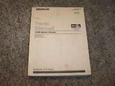 Caterpillar Cat 140H Motor Grader3176C Engine Apm1- 3Pd1- Par 00004000 ts Catalog Manual