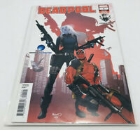 Deadpool #1 (2018), Legacy #301 Montreal Comiccon 2018 Exclusive Variant