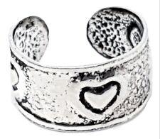 Ear Cuff Love Hearts Earring 925 Sterling Silver Earcuff Boho Ethnic Hippie