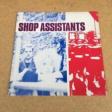 "SHOP ASSISTANTS Safety Net 1986 UK 3-track 12"" Vinyl single EXCELLENT CONDITION"