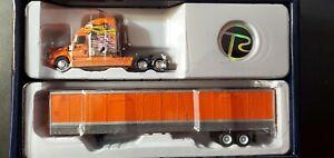 1/53 Scale, Tonkin, Freightliner Cascadia w/ 53' dry van trailer, Schneider