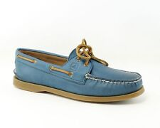 Sperry A/O Weather Worn Petrol Shoes Womens 5 M New