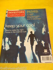 INVESTORS CHRONICLE - SCI-FI SECURITY - MARCH 3 2000