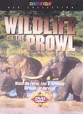 Wildlife on the Prowl - 6 Pack (DVD 2002, 6-Disc Set) Questar, Survival Struggle