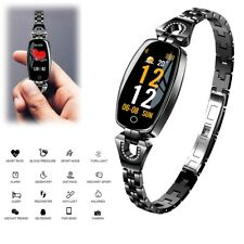 Girls Chic Smart Watch Fitness Activity Tracker Bracelet for iPhone 8 X 11 XS XR