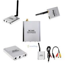 5.8G 8CH 12V FPV RC Wireless AV Audio Video Receiver Transmitter Single Antenna