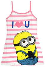 Vêtements chemises de nuit rose pour fille de 3 à 4 ans