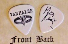VAN HALEN - MICHAEL ANTHONY (Band Signature Logo) guitar pick -(S)