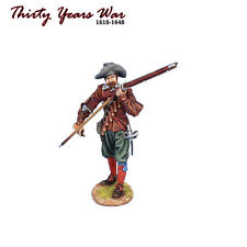 TYW015 Spanish Tercio Musketeer Loading by First Legion