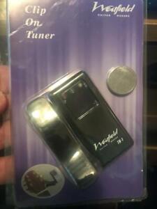 Westfield TN-1 Clip on Guitar Tuner