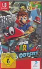 Super Mario Odyssey - Nintendo Switch - NEU & OVP - USK 6