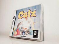 NINTENDO DS CATZ Gioco Game Gatto Gatti EDIZIONE ITALIANA
