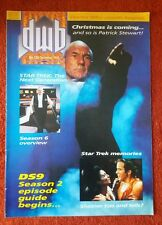 Doctor Who fanzine DWB Issue 120 1993 Star Trek / Doctor Who month begins!