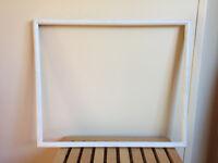 cadre tableau ancien en bois XXe-s pour la toile 46.2 x 38.2cm