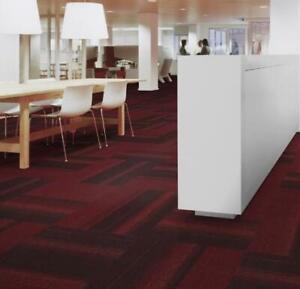 Platinum Red Carpet Tiles
