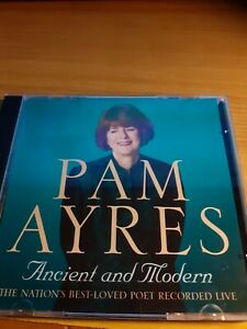 PAM AYRES ANCIENT & MODERN LIVE 2CD LIKE NEW SPEEDY UK POST SURGICALLY ENHANCED