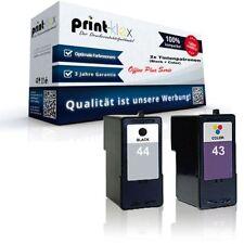 compatible Lexmark 42 43/41 44 P350 Set Ahorro Office Plus