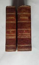 Barberi  Dictionnaire Portatif Francais- Italien et Italien- Francais 1822
