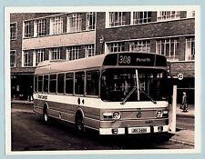 "Large Bus Photo 8"" x 6"" ~ Cardiff 216: JBO346N - Leyland National - 308 Penarth"