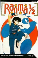 RANMA 1/2 Vol 1-25 Manga Lot English Viz by Rumiko Takahashi LN