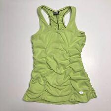 Marika Magic Womens Tank Top Shirt Size Small Running Athletic Yoga Gym Neon