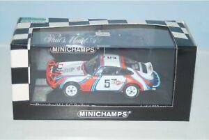 Minichamps Porsche 911 SC Rallye East African Safari 1978 400 786205