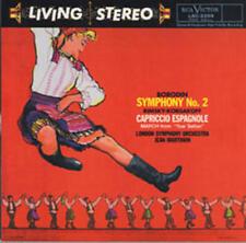 Jean Martinon - Borodin: Symphony 2 / Rimsky-Korsakov... 200G/180G 2-LP RARE NEW