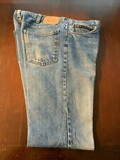 Used - Mens Levis Straight Leg Jeans - Size 34 x 34