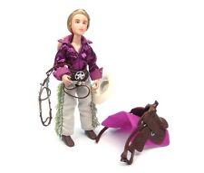 "Breyer Kaitlyn Cowgirl 6"" Doll Classics 1:12 Scale No 61053"